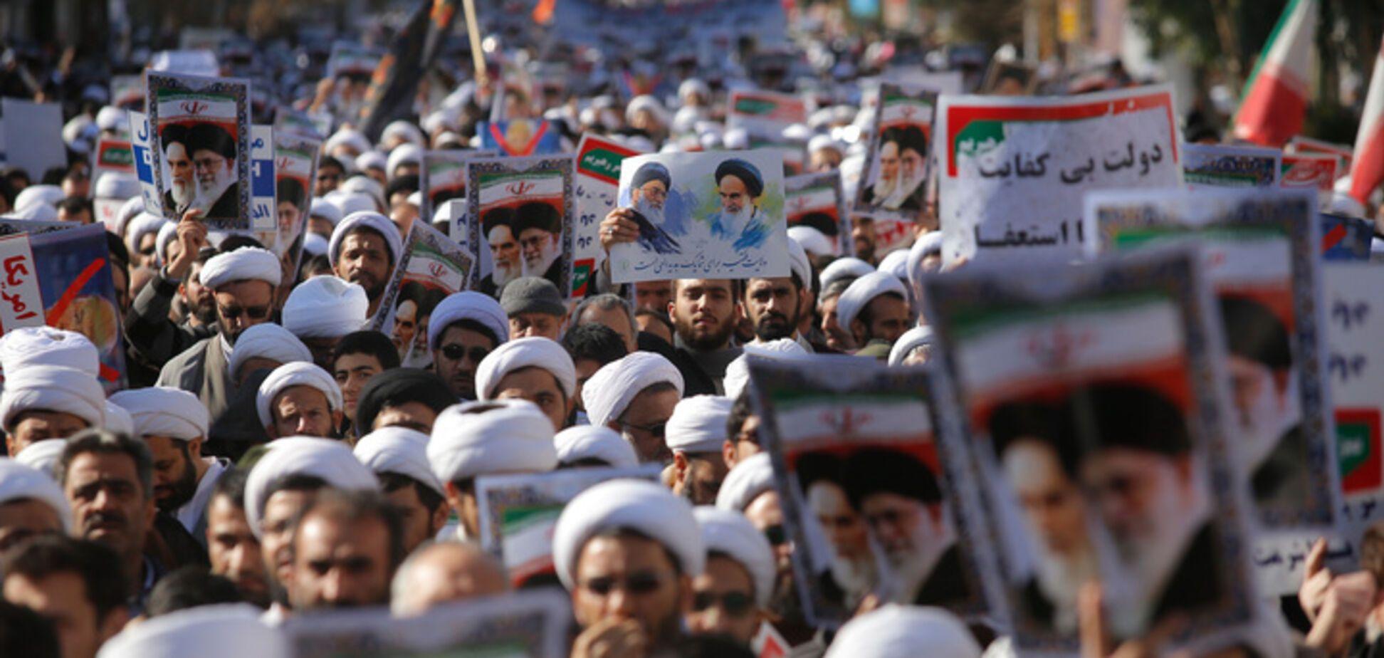 Іран: якщо за декілька тижнів протести не вщухнуть