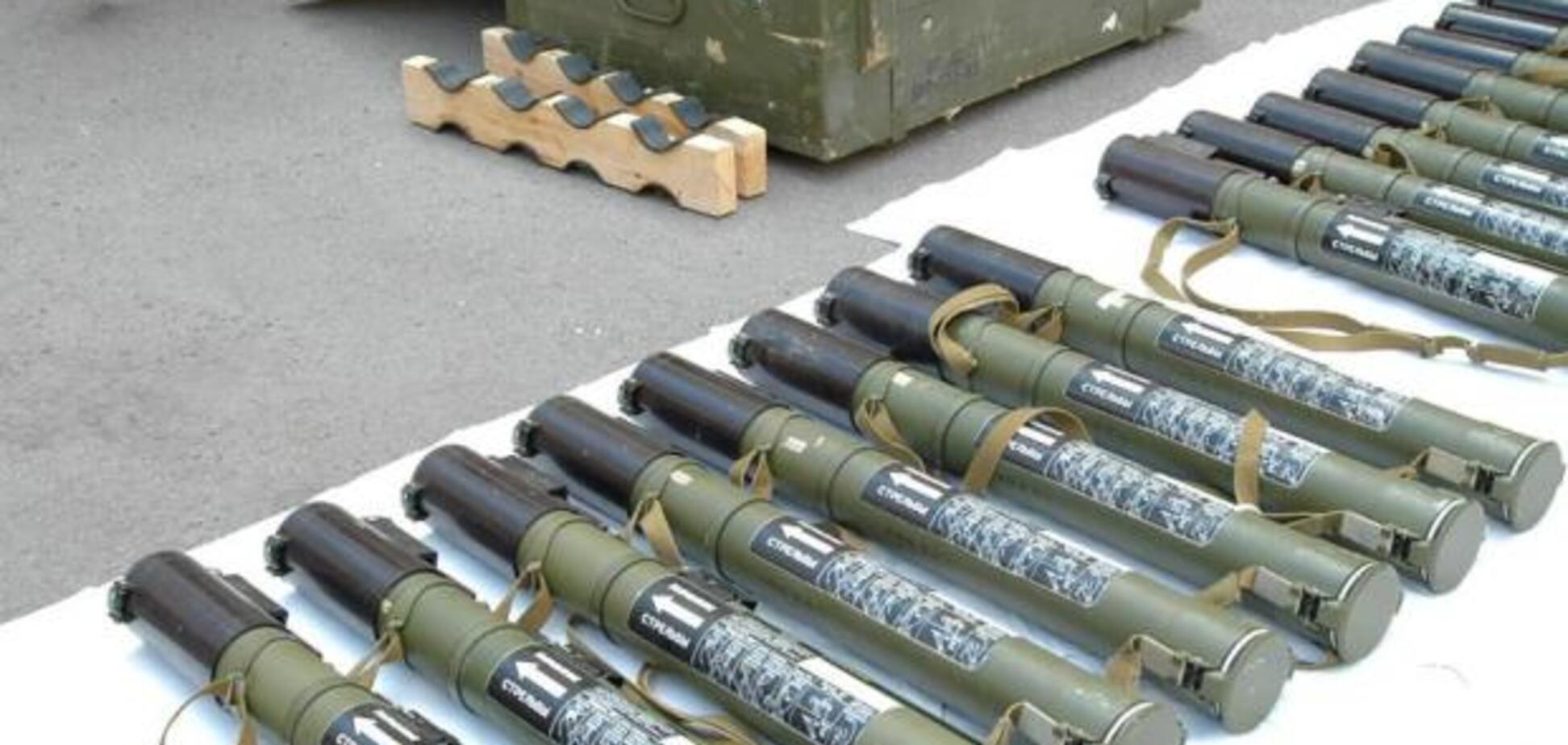 Бойцов ВСУ на Донбассе убивают оружием из Крыма - разведка