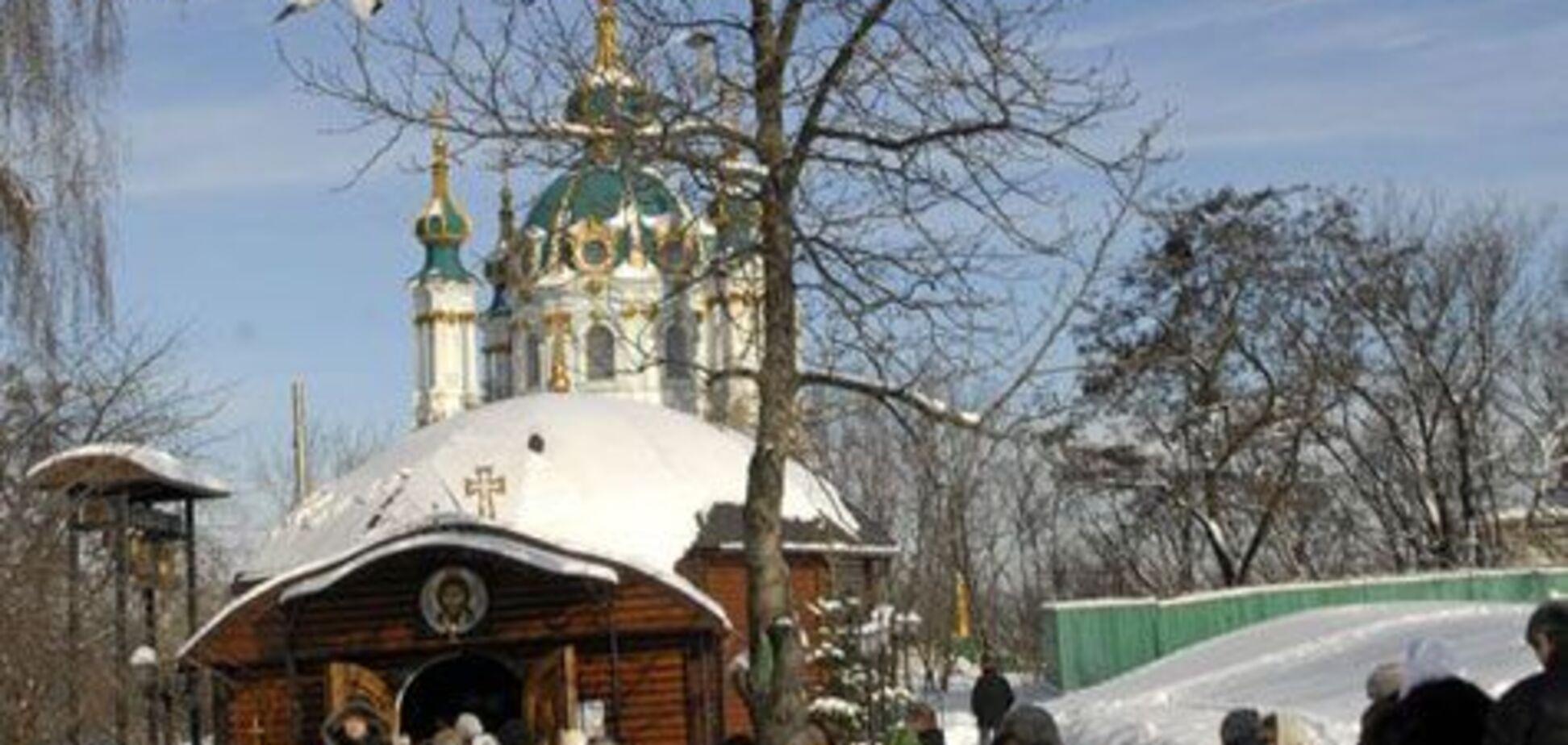 Десятинна церква в Києві