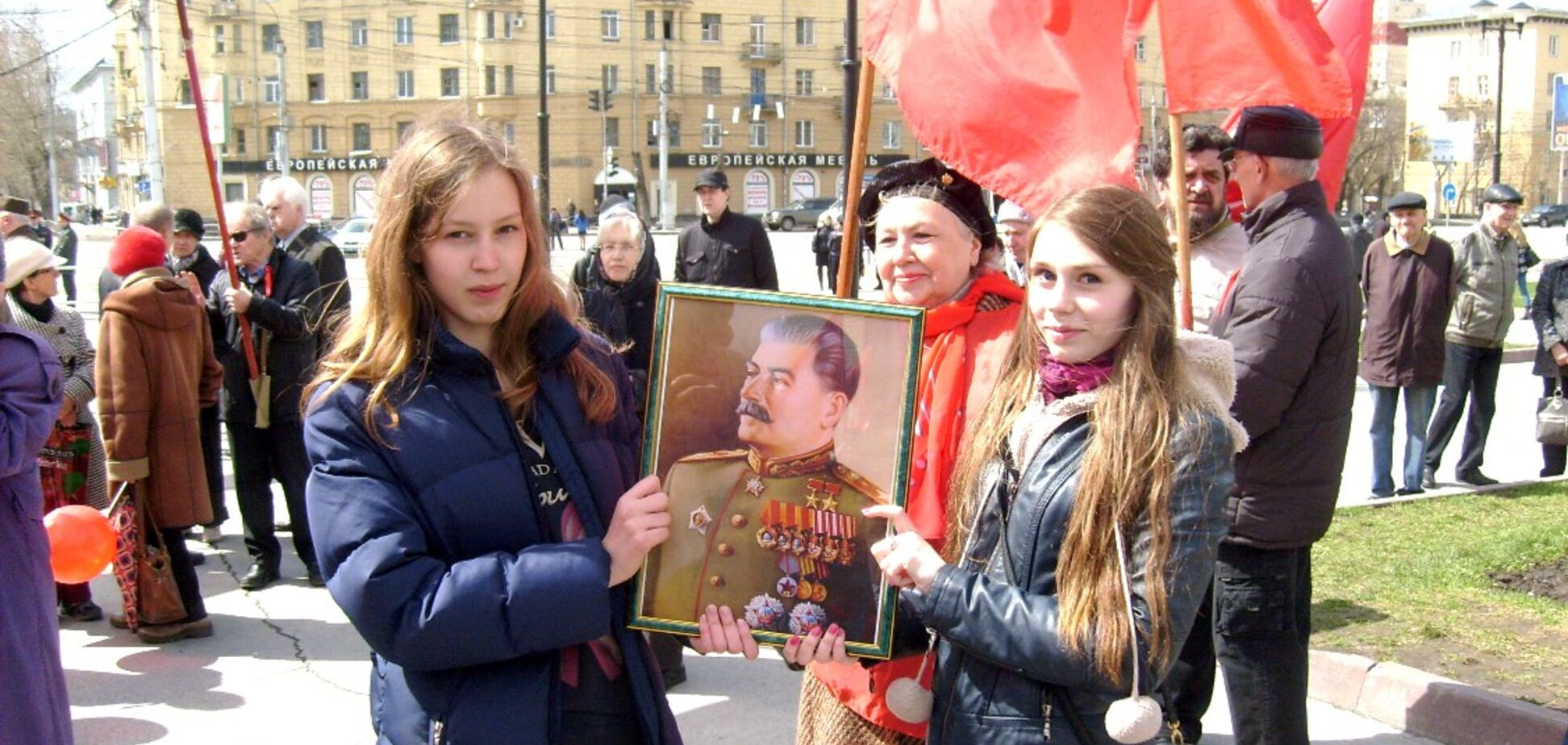 Бійки через Сталіна: в Росії пояснили феномен любові до диктатора