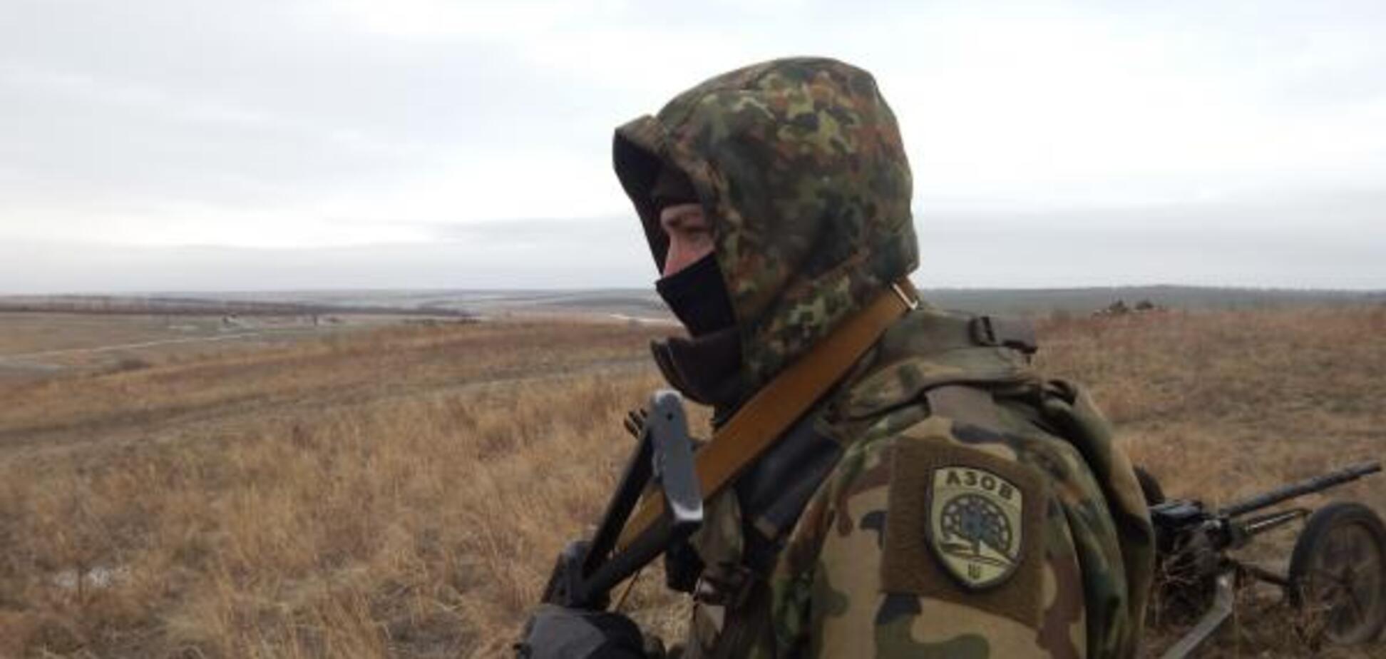 Солдат 'Азова'