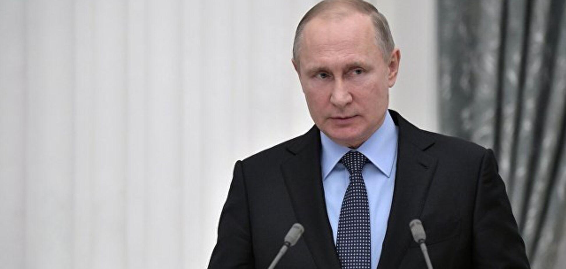 'Вибачте нас': Путін розкаявся перед спортсменами