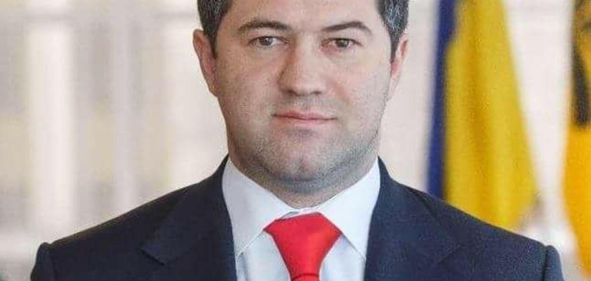 Насиров намерен участвовать в выборах президента Украины