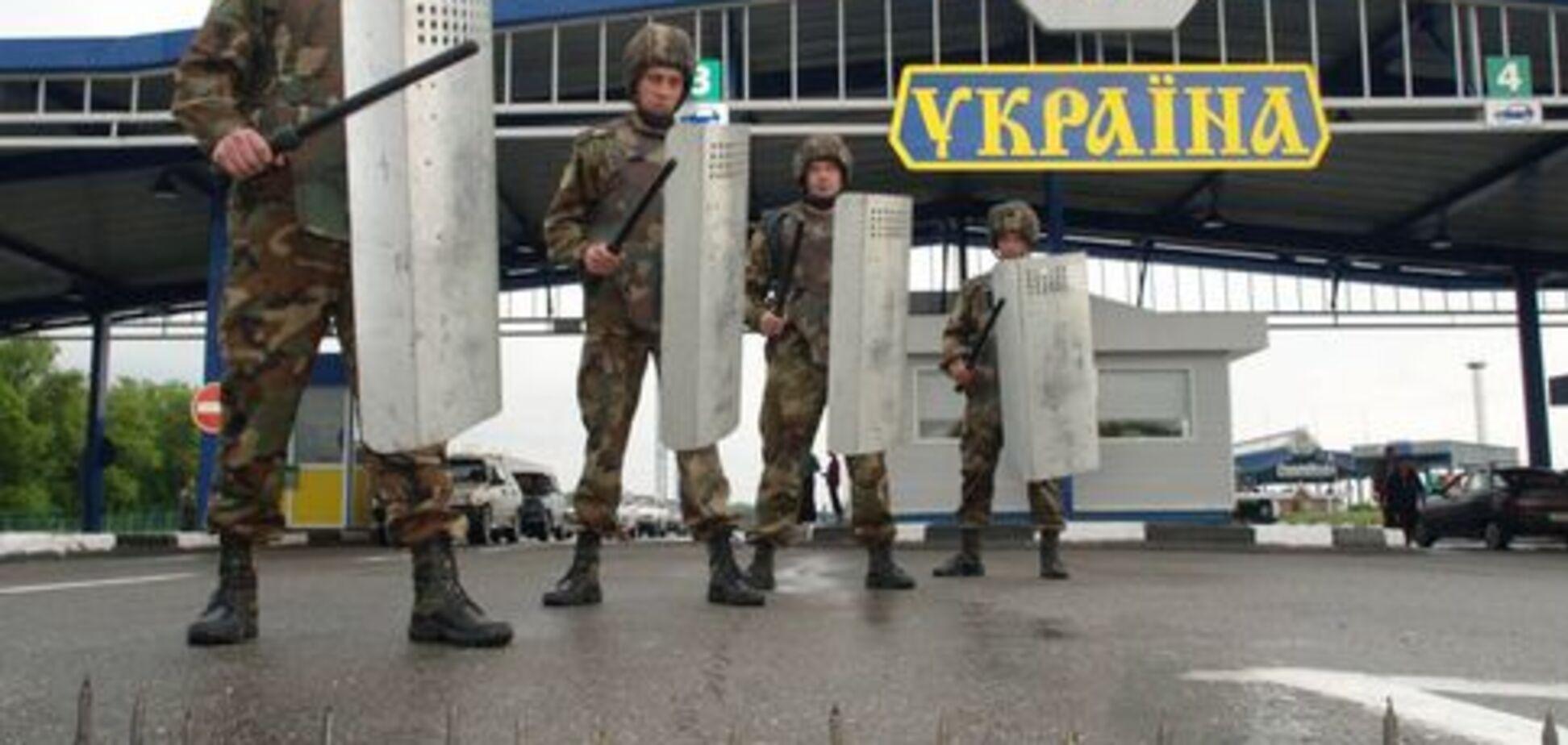 Украинскую границу сделают непробивной
