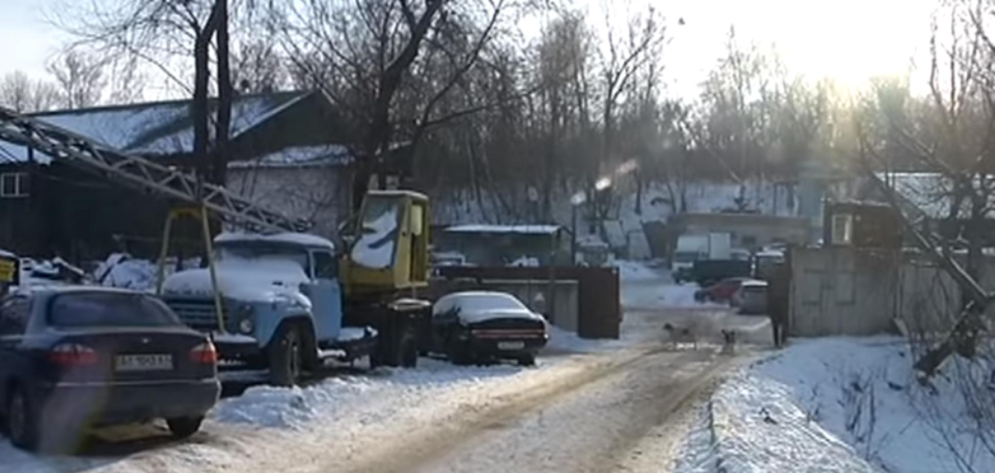 Живет на предприятии: всплыли шокирующие подробности о 'маньяке' в Киеве