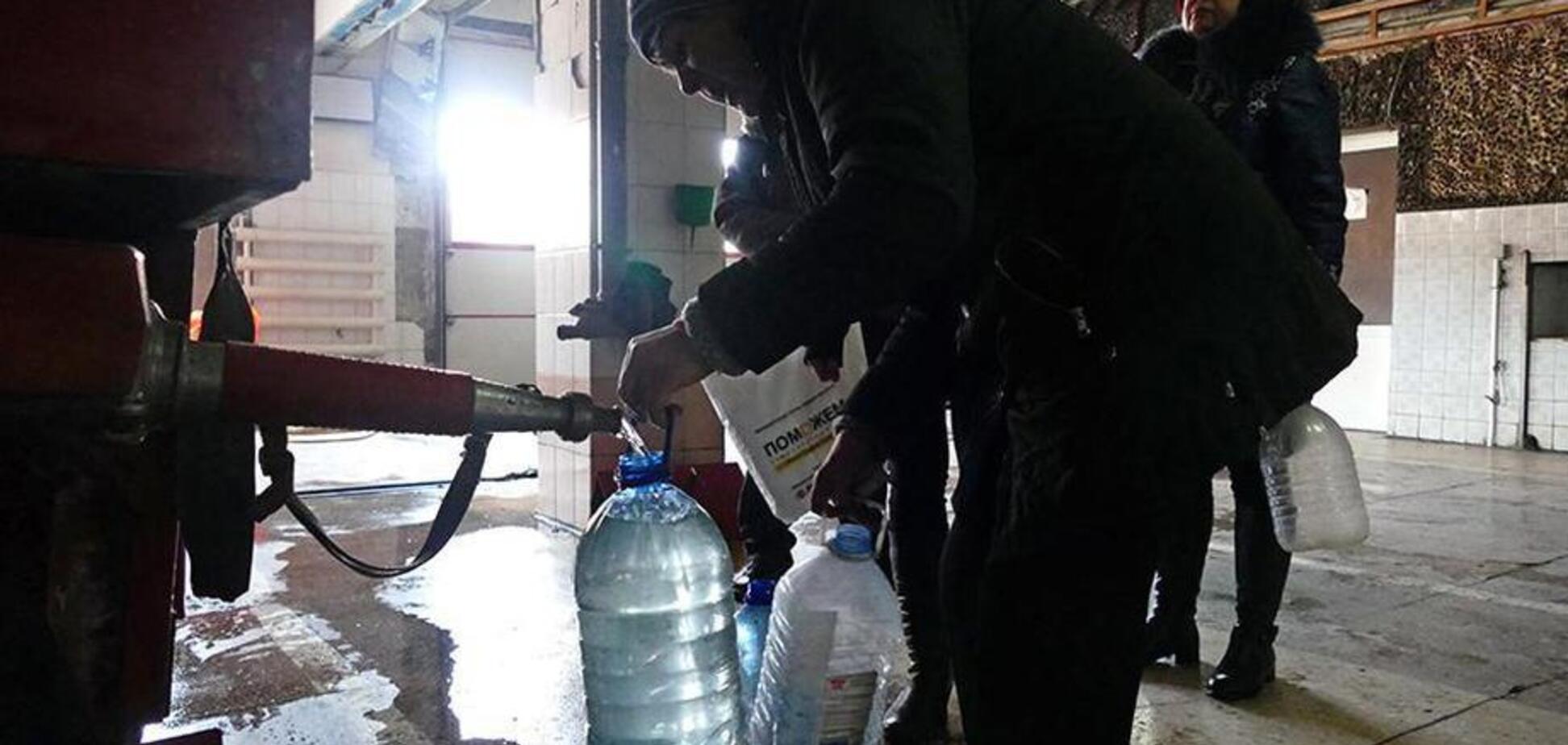Україна припинила подачу води 'ЛНР': стало відомо, що чекає місцевих жителів