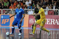 Где смотреть матчи сборной Украины на Евро-2018 по футзалу: расписание трансляций