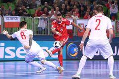 Сборная России опозорилась на старте чемпионата Европы по футзалу