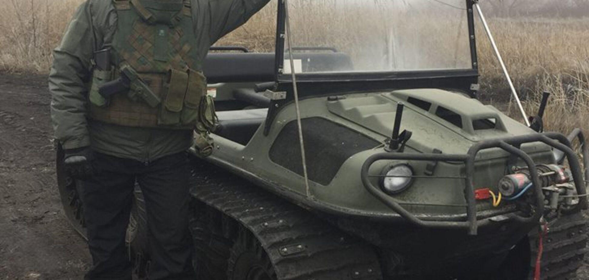 Террористы 'ДНР' похвастались военной техникой собственного производства: появилось фото