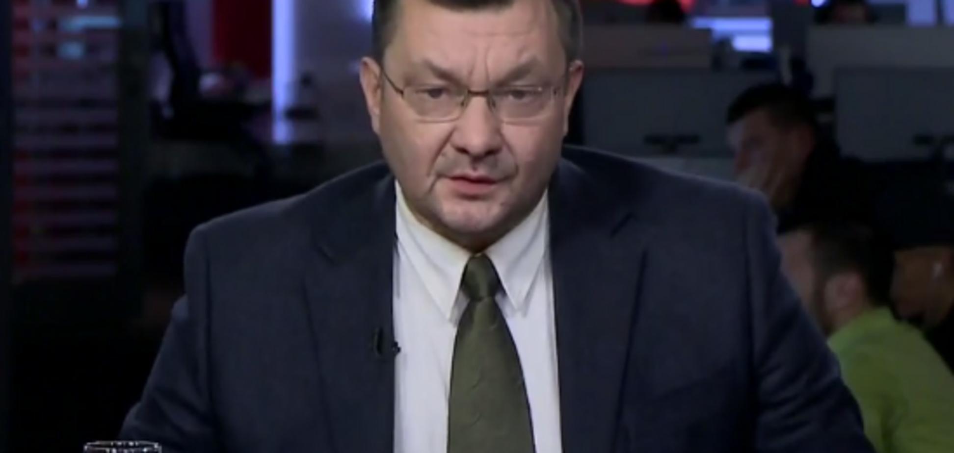 'Наговорил на три статьи': в сети растоптали украинского журналиста за путинскую пропаганду
