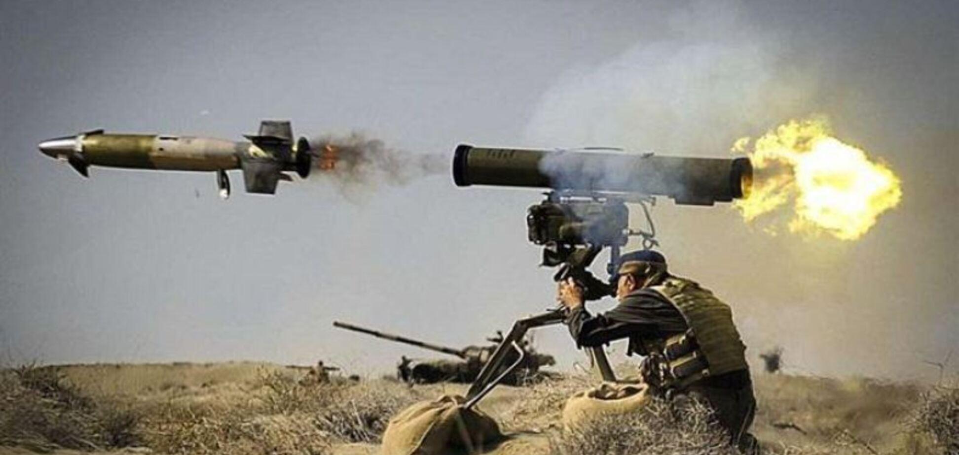 Javelin против агрессии РФ: генерал назвал условие применения