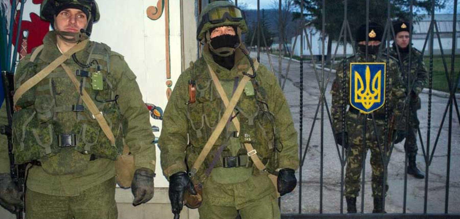Наказ був: стало відомо, хто дозволяв ЗСУ стріляти під час захоплення Криму