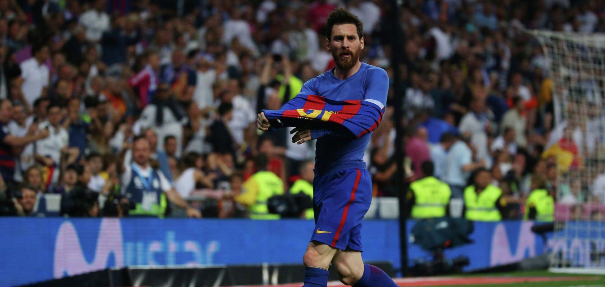 'Барселона' согласилась отпустить Месси - СМИ