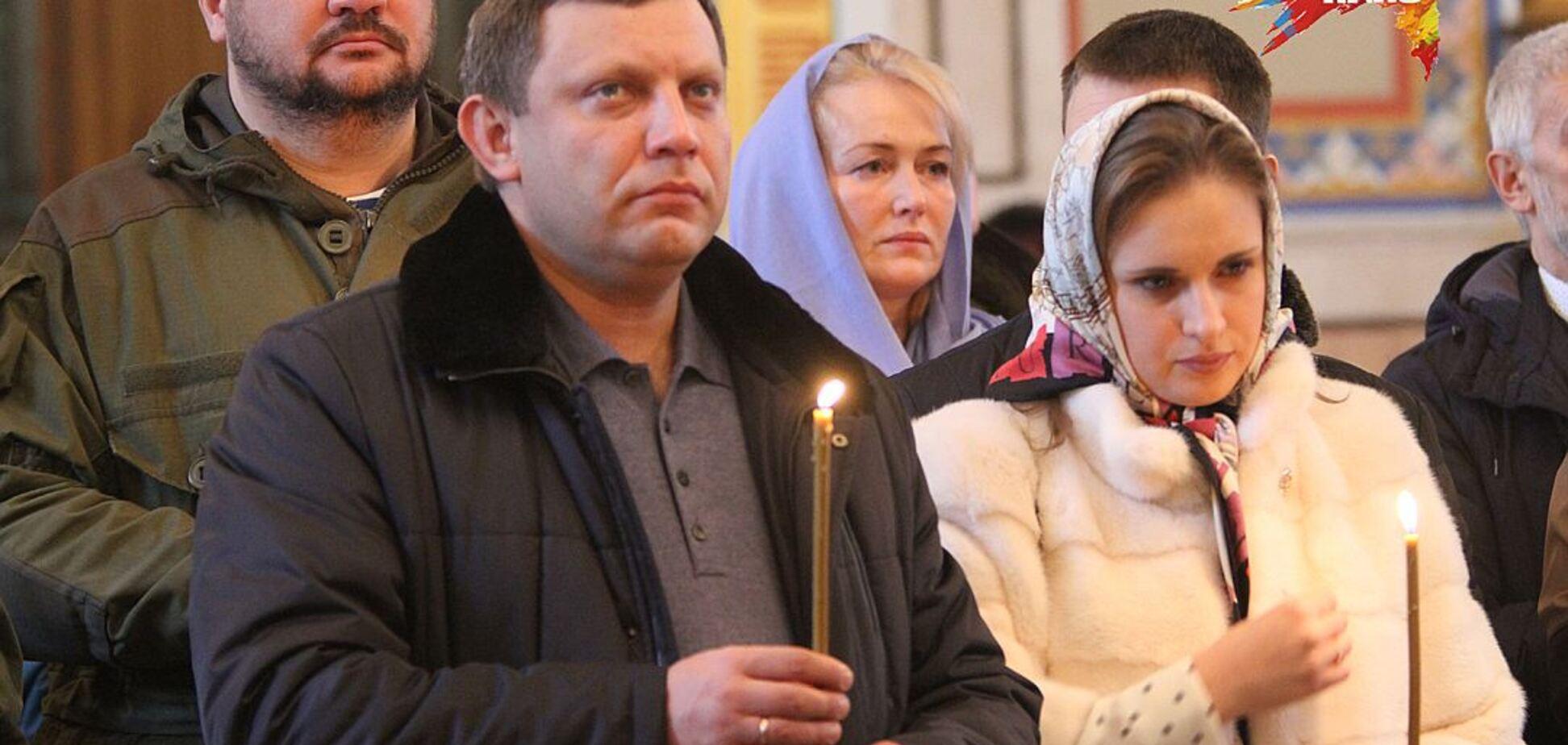 Не хуже ВСУ: жена Захарченко убила десятки 'ДНРовцев'
