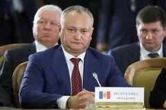 Все через Росію: президента Молдови знову зняли з посади