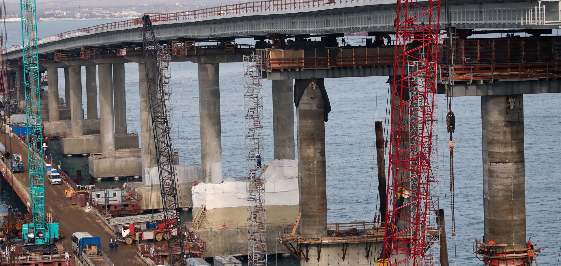 'Ящик Пандоры': озвучена серьезная опасность Крымского моста