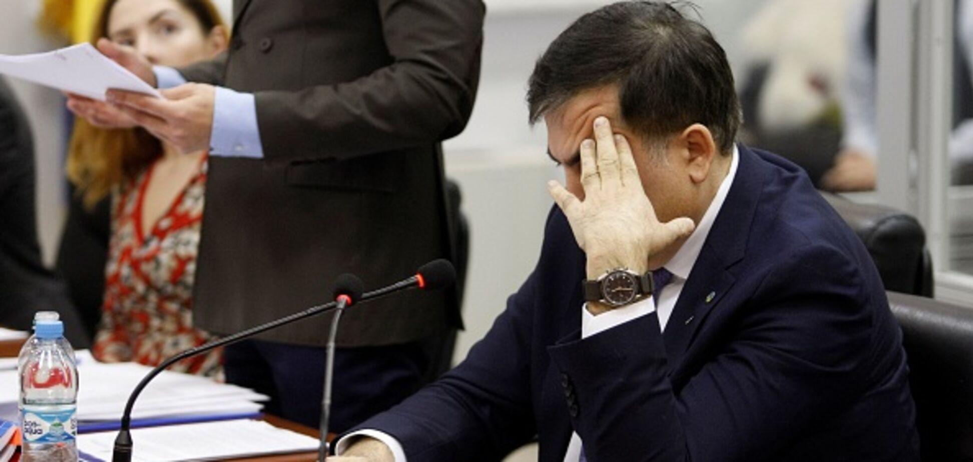 'Грузинский Янукович': в Раде заговорили о неотложной экстрадиции Саакашвили
