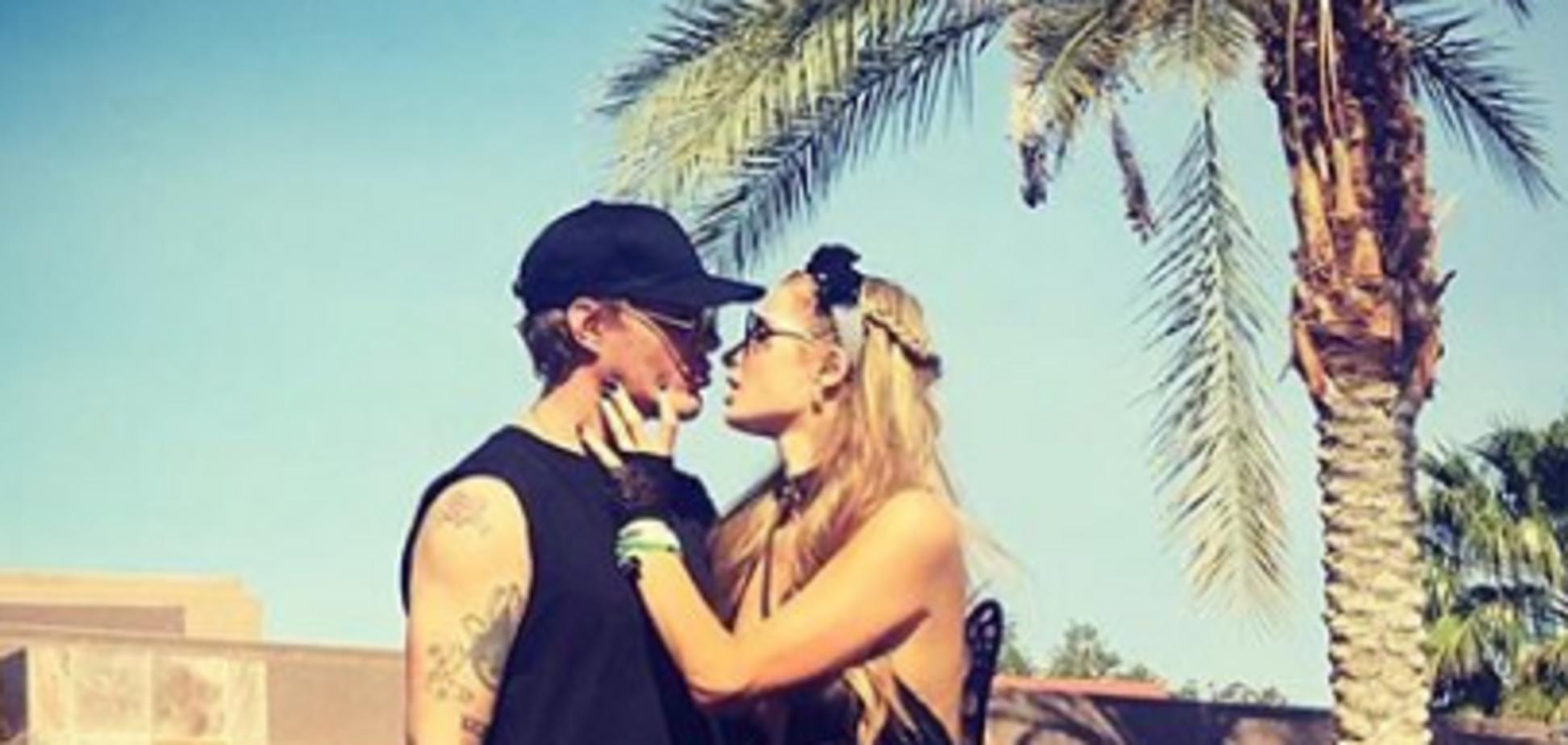Кріс Зілка і Періс Хілтон. Джерело: Instagram @parishilton