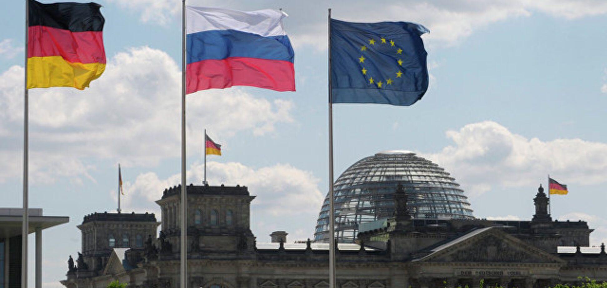В Германии выступили со скандальным заявлением о санкциях против России