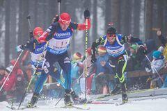 Україна на 4-му етапі Кубка світу з біатлону: результати чоловічої естафети