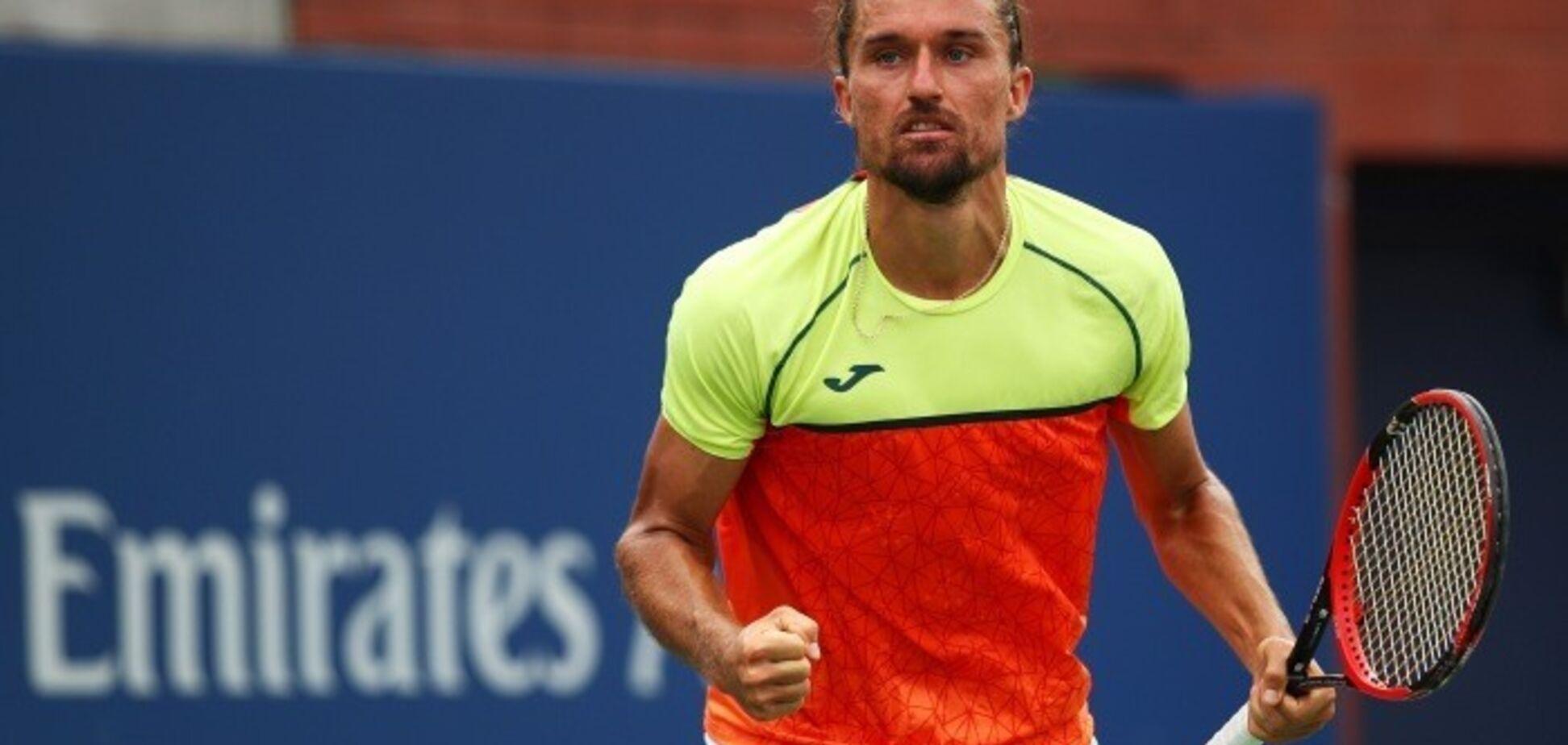 Лучший теннисист Украины в невероятных условиях вырвал тяжелейшую победу на турнире в Австралии