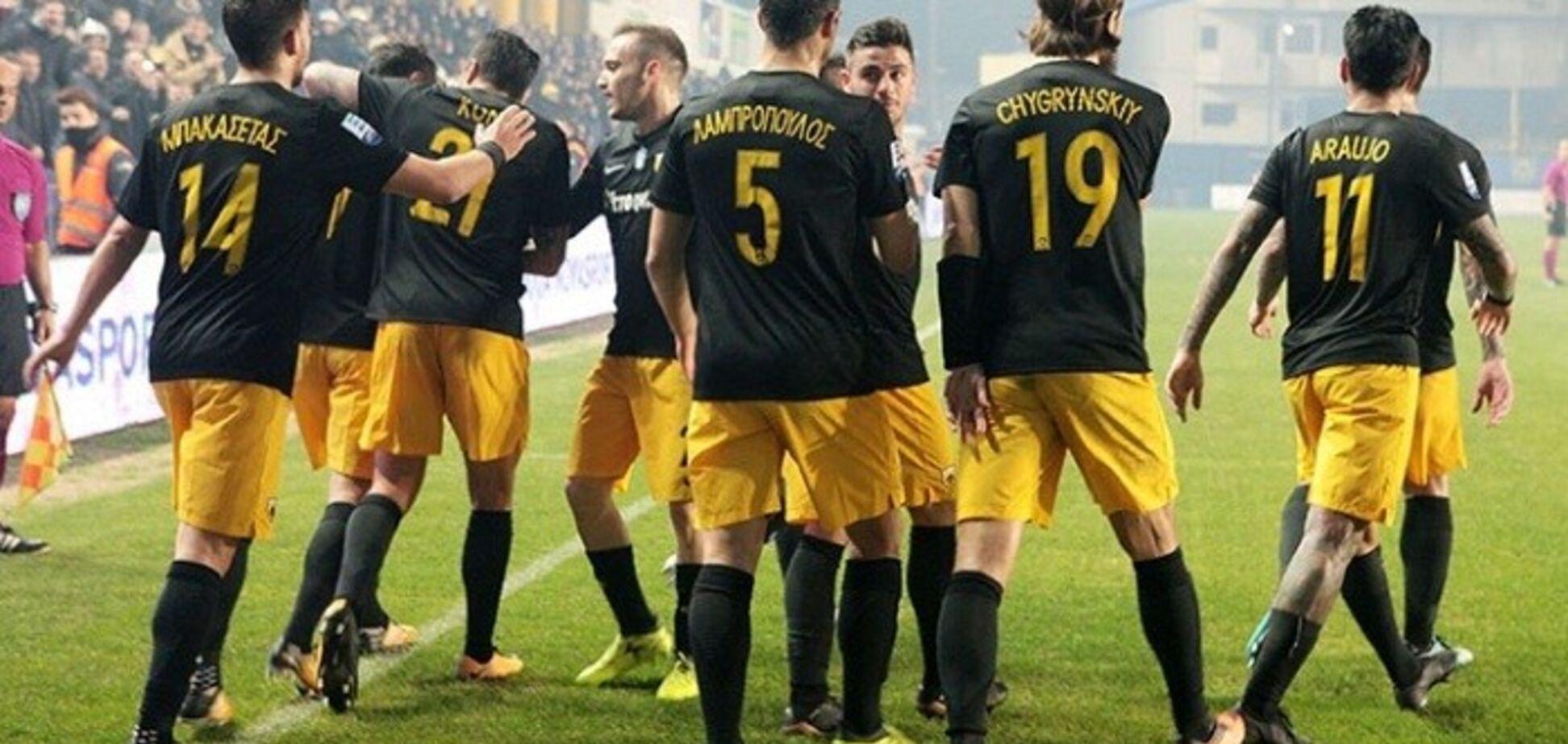 Суперник 'Динамо' по Лізі Європи влаштував феєричний розгром в Греції: відео голів