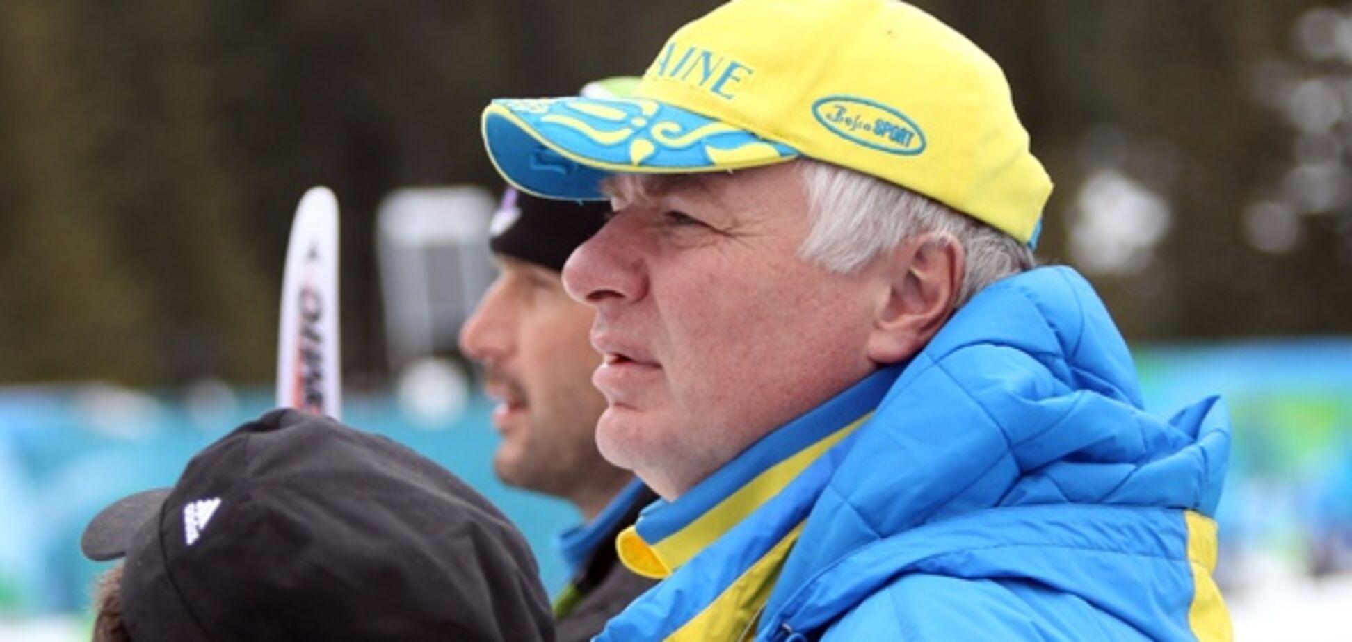 'Шоу': президент Федерації біатлону України пояснив провал збірної на Кубку світу