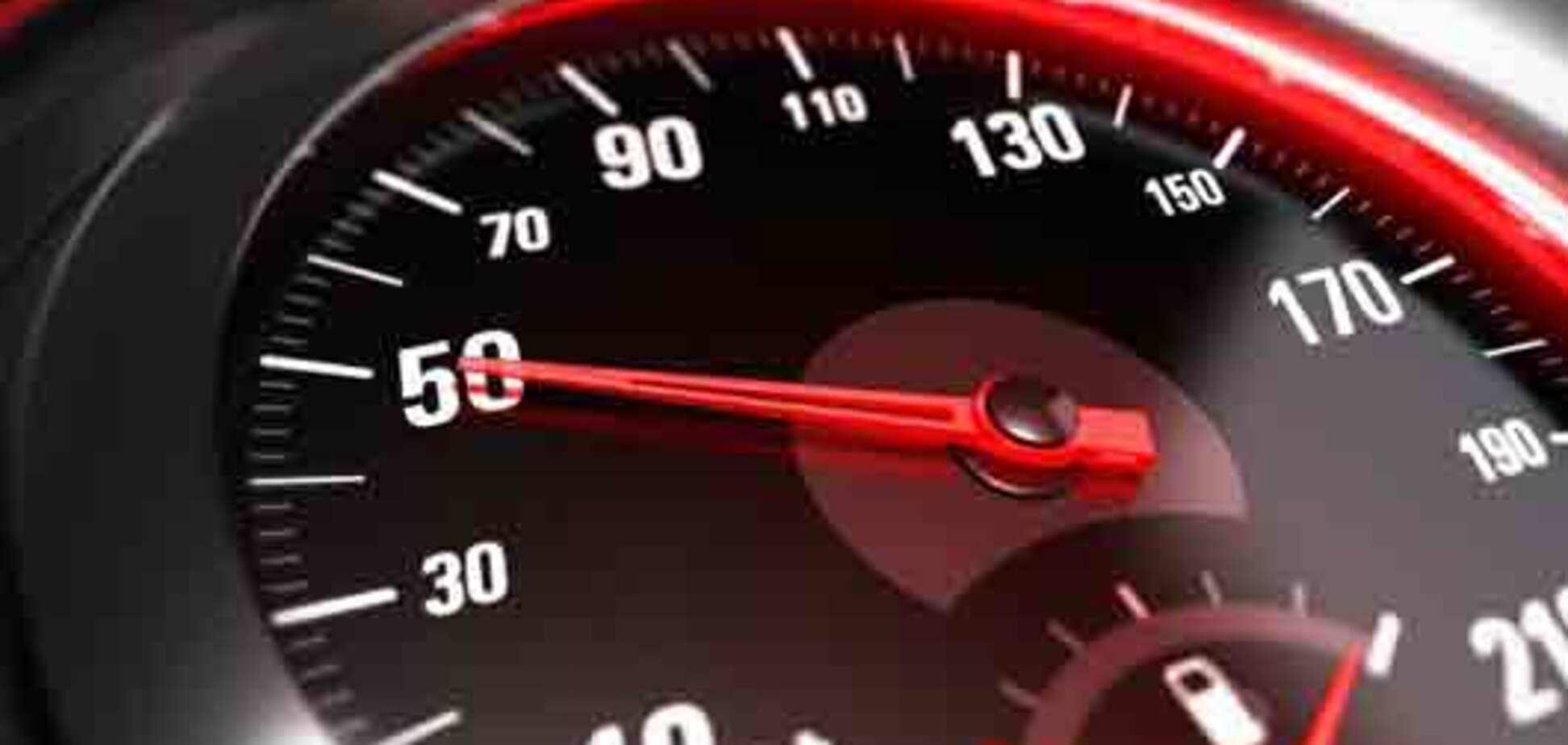 Обмеження швидкості до 50 км/год: підвищення штрафів за порушення не відбулося!