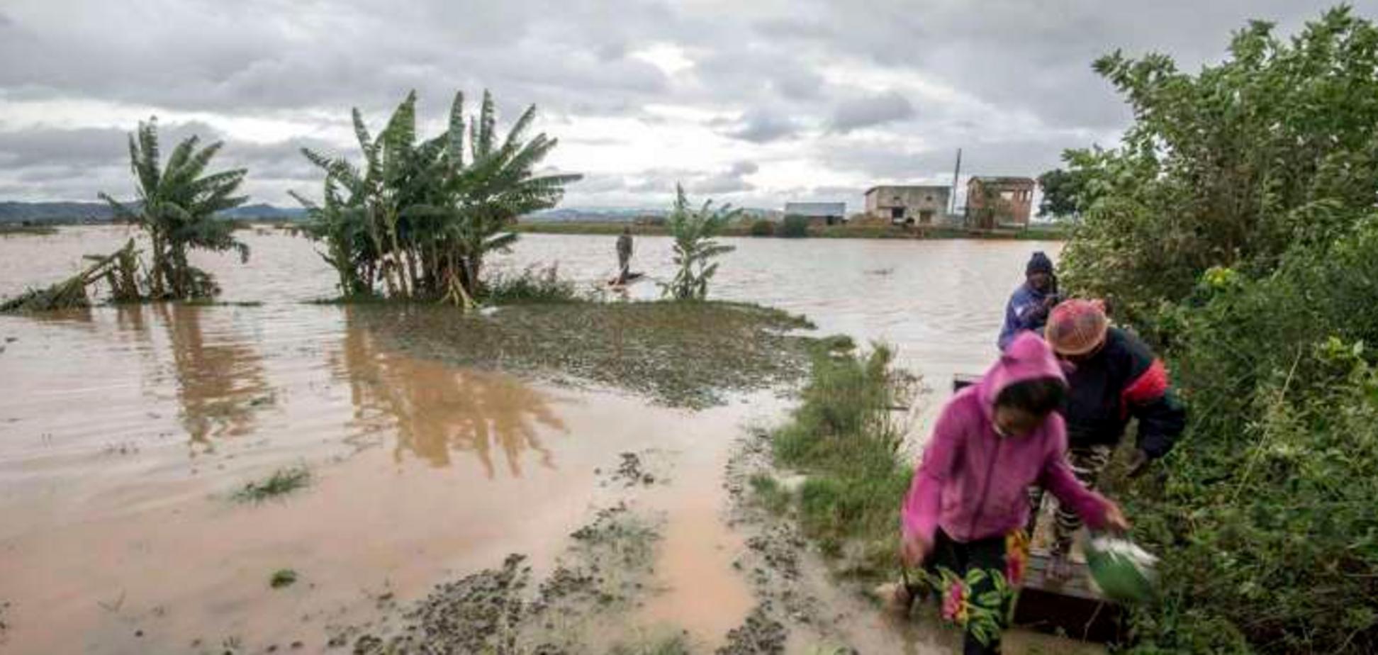 На Мадагаскар обрушився страшний циклон: безліч жертв