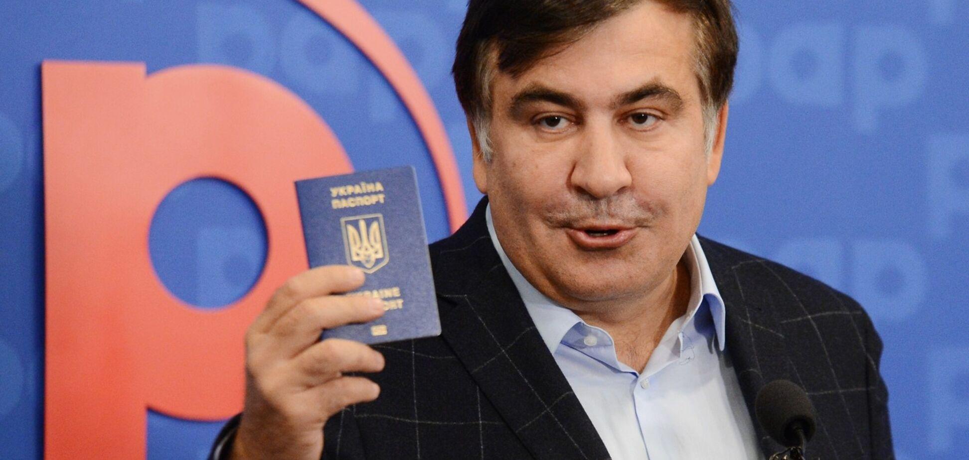 Пленки Курченко и Саакашвили: стало известно о резонансном решении экс-главы Грузии