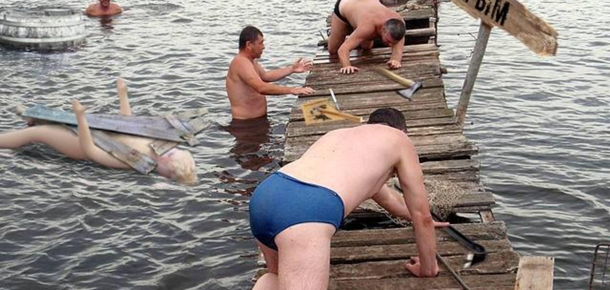 'Крымский мост' - мыльная комедия
