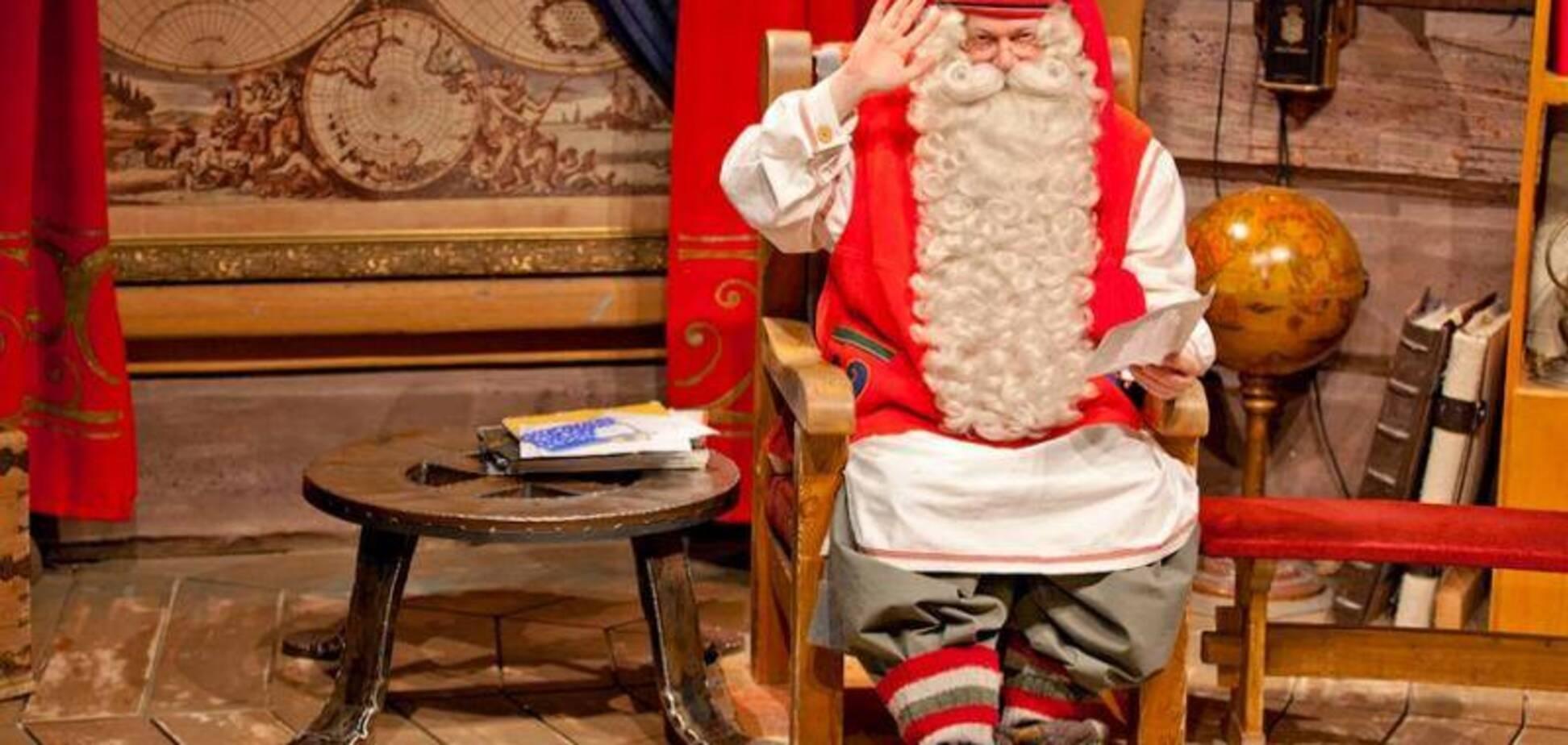 Сколько зарабатывает Санта Клаус