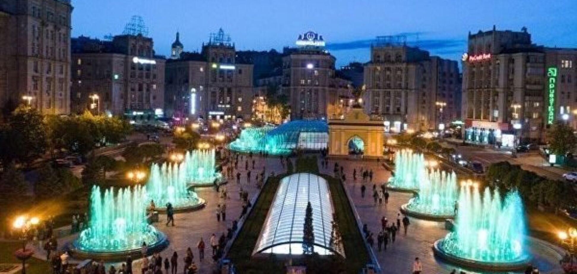 В Киеве закрывают фонтаны: что произошло