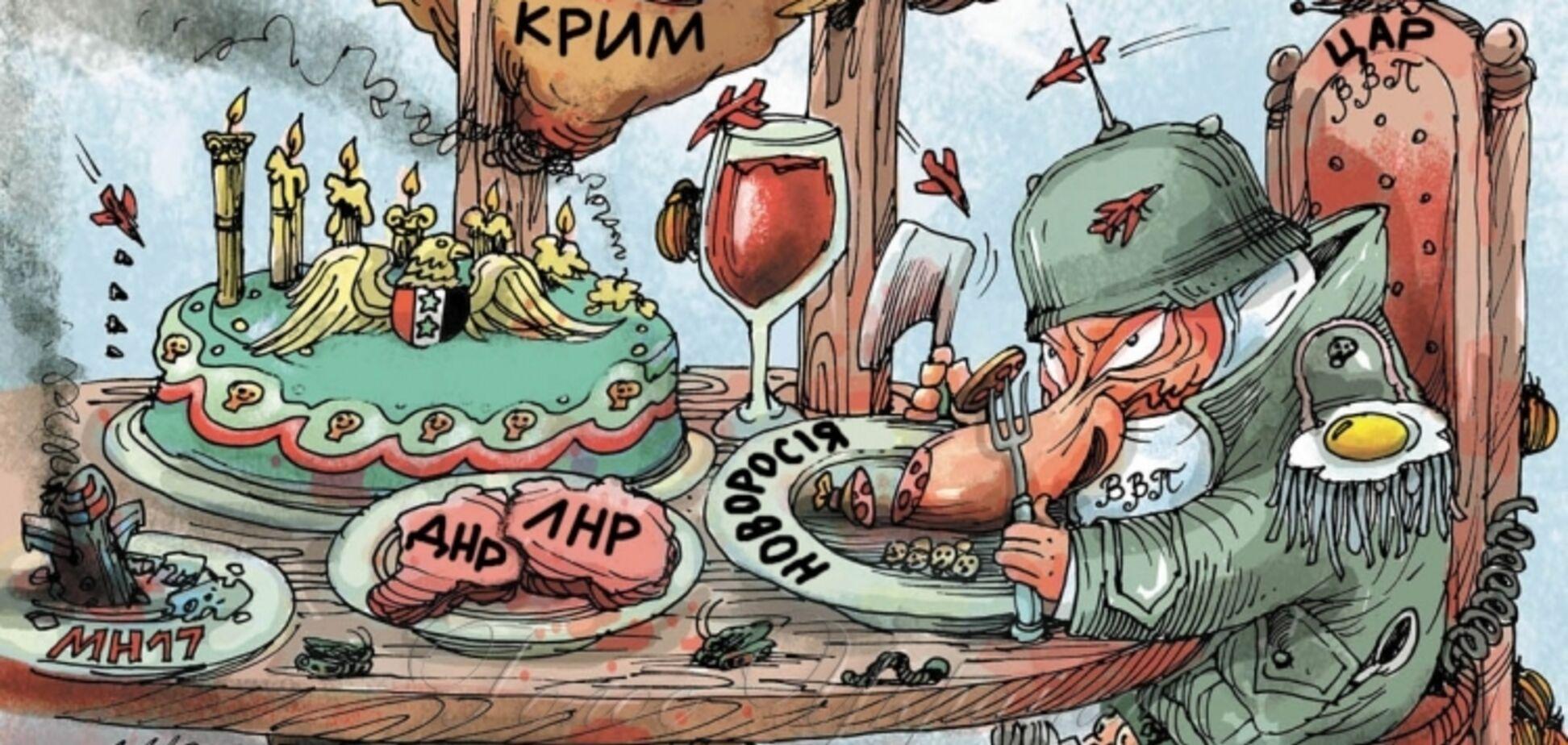 Запретить ''русский мир'' в Украине: закон должен быть жестким!