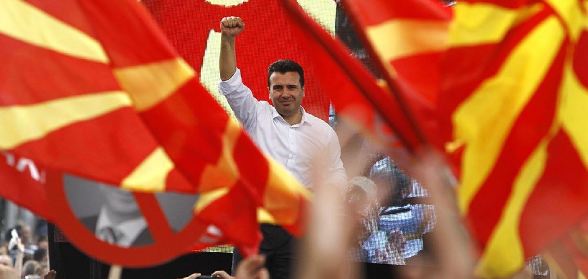 Референдум в Македонии: не обошлось без вмешательства Кремля