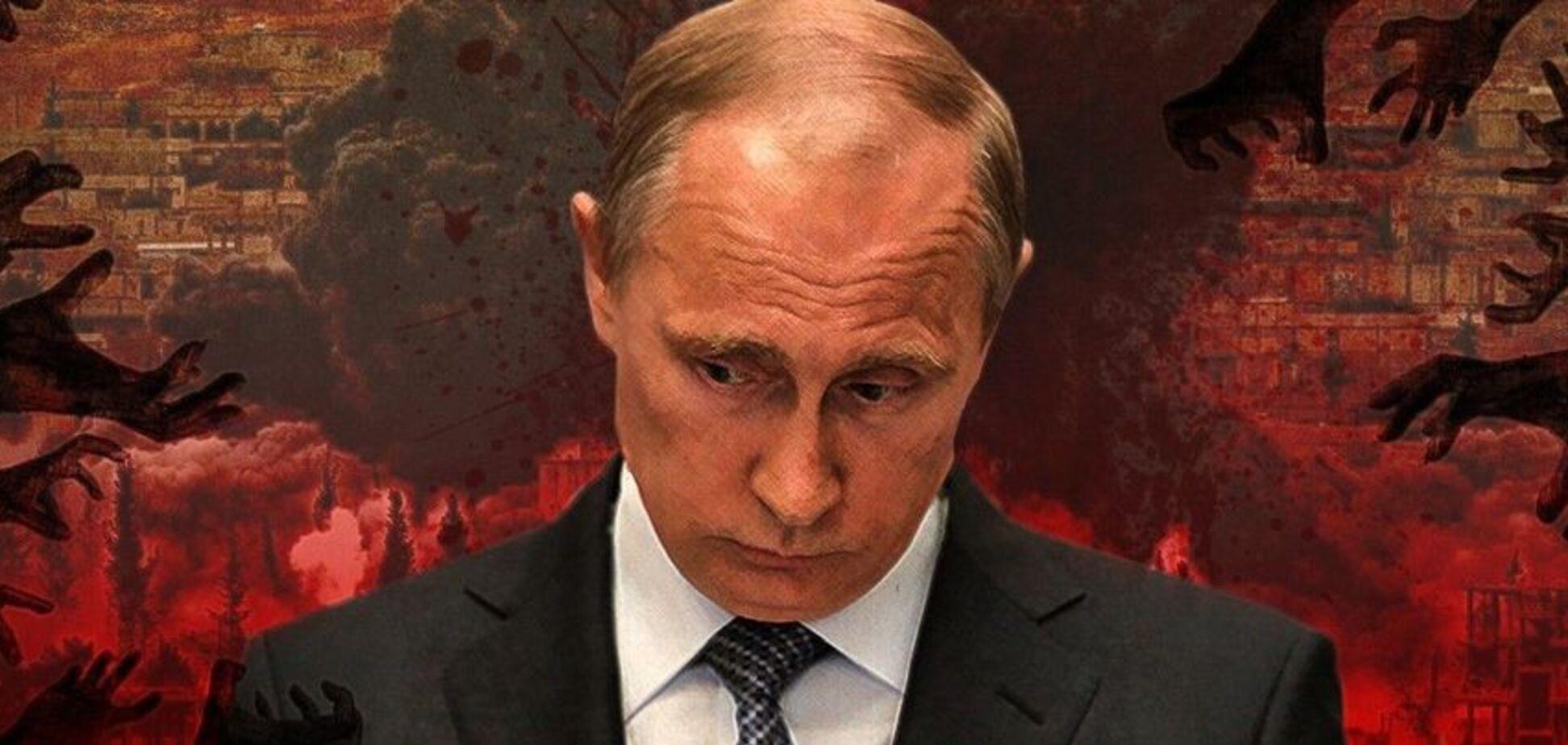 Осторожно! Путинизм шагает по планете!