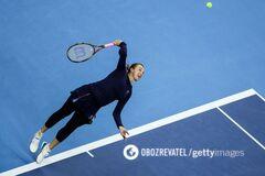 ''Посміховисько!'' Російська тенісистка оскандалилася на супертурнірі в Китаї - відео інциденту