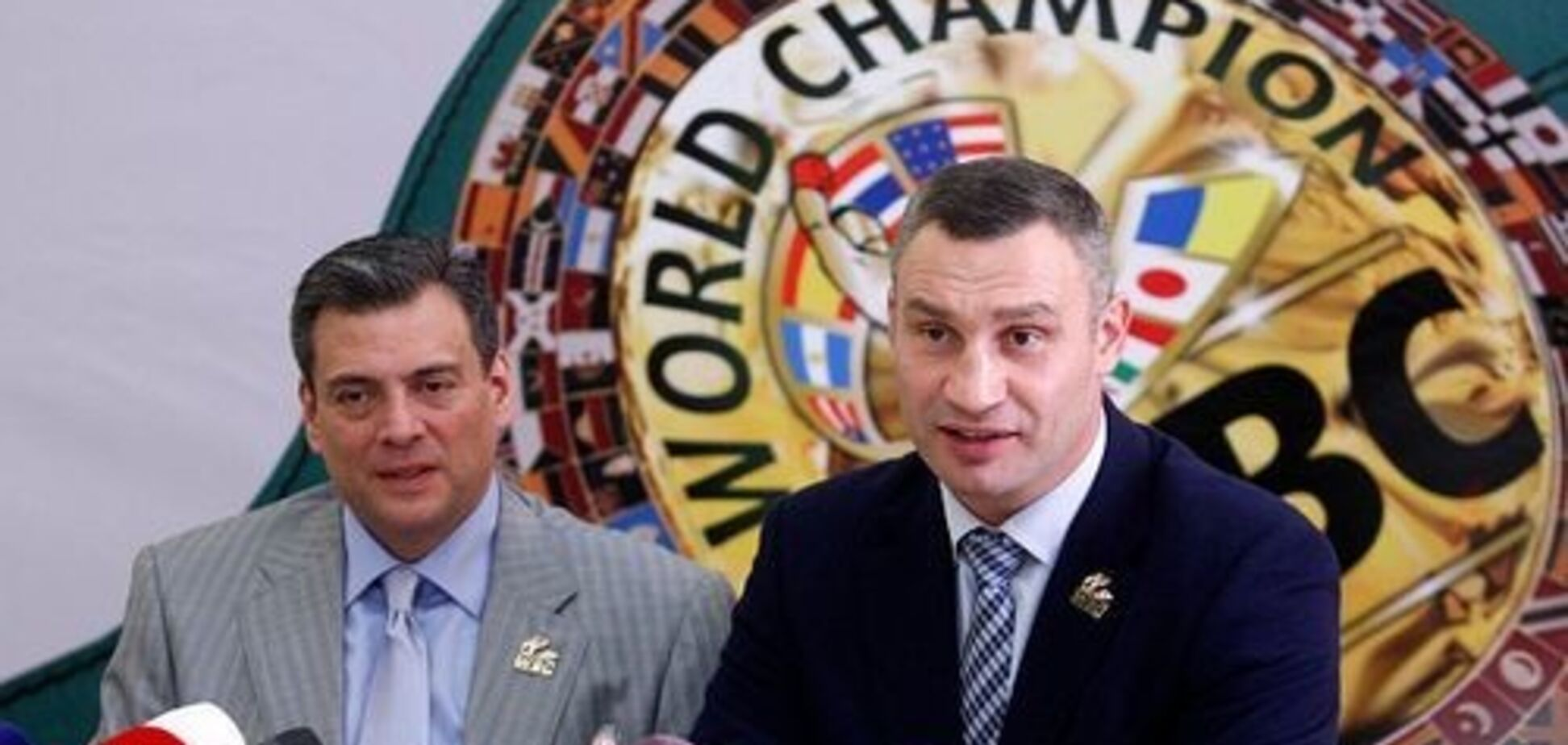 Из-за Украины: WBC изменил чемпионский пояс - фотофакт