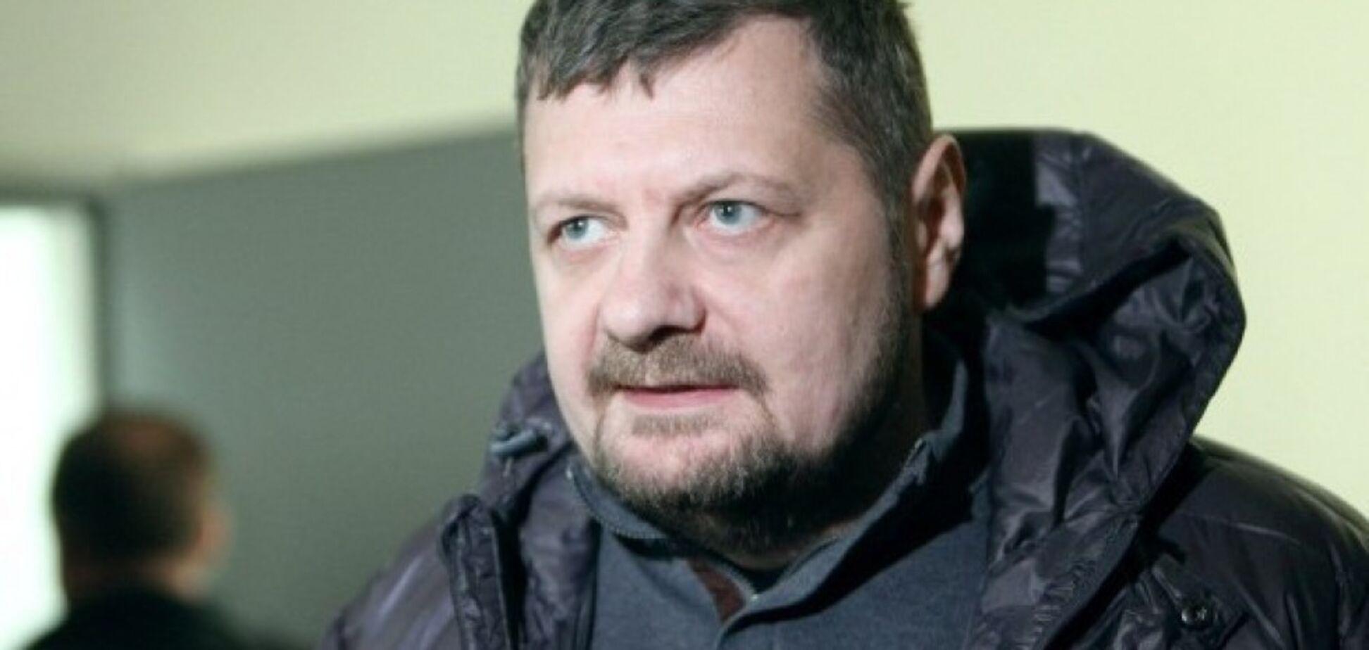 Мосийчук: меня хотят убить до конца ноября