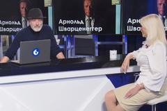 Арнольд Шварценеггер приїжджає до Києва
