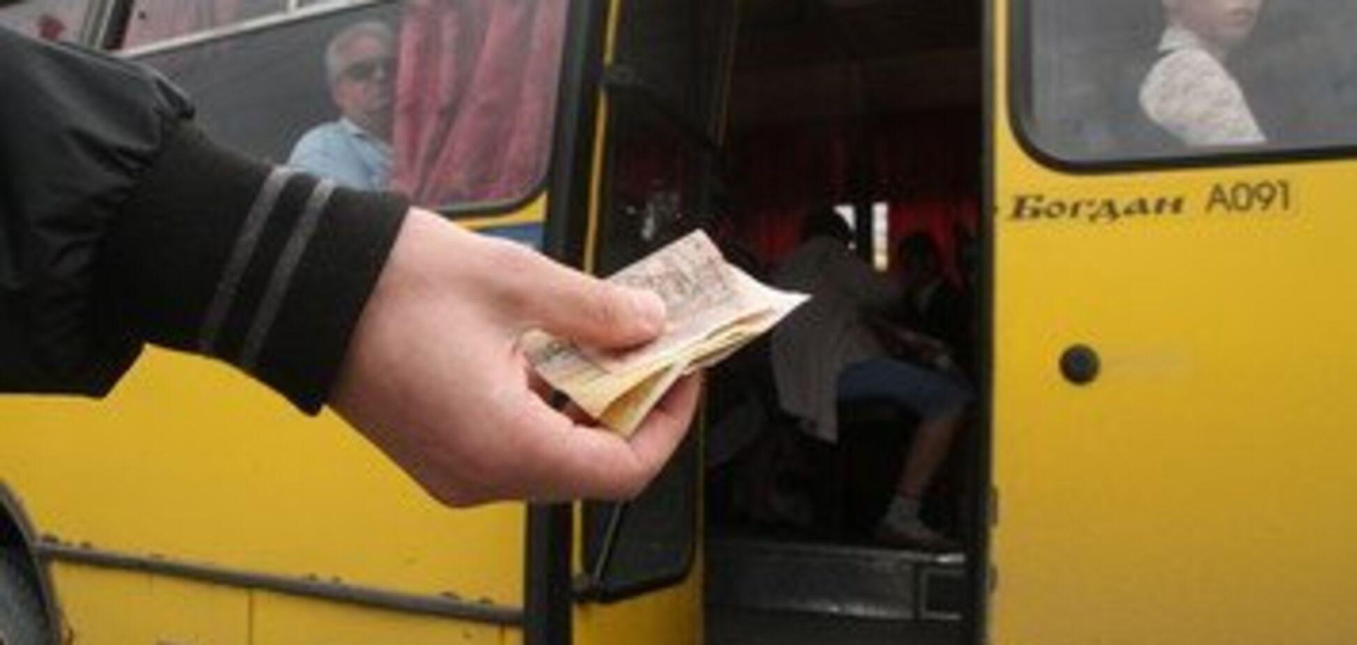 У Києві подорожчає проїзд у маршрутках: названі терміни й нові ціни