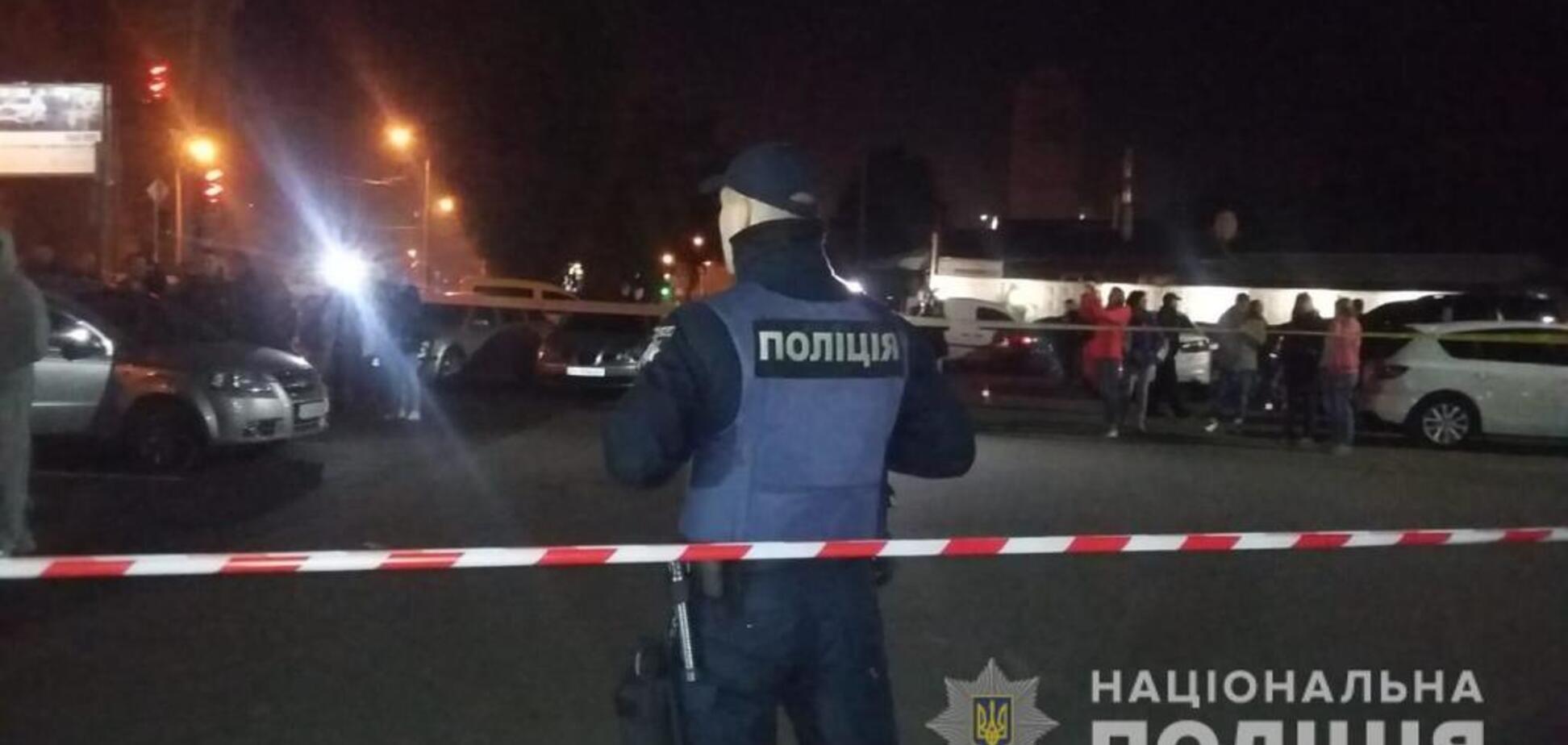 У Харкові обстріляли великого бізнесмена: фото й відео