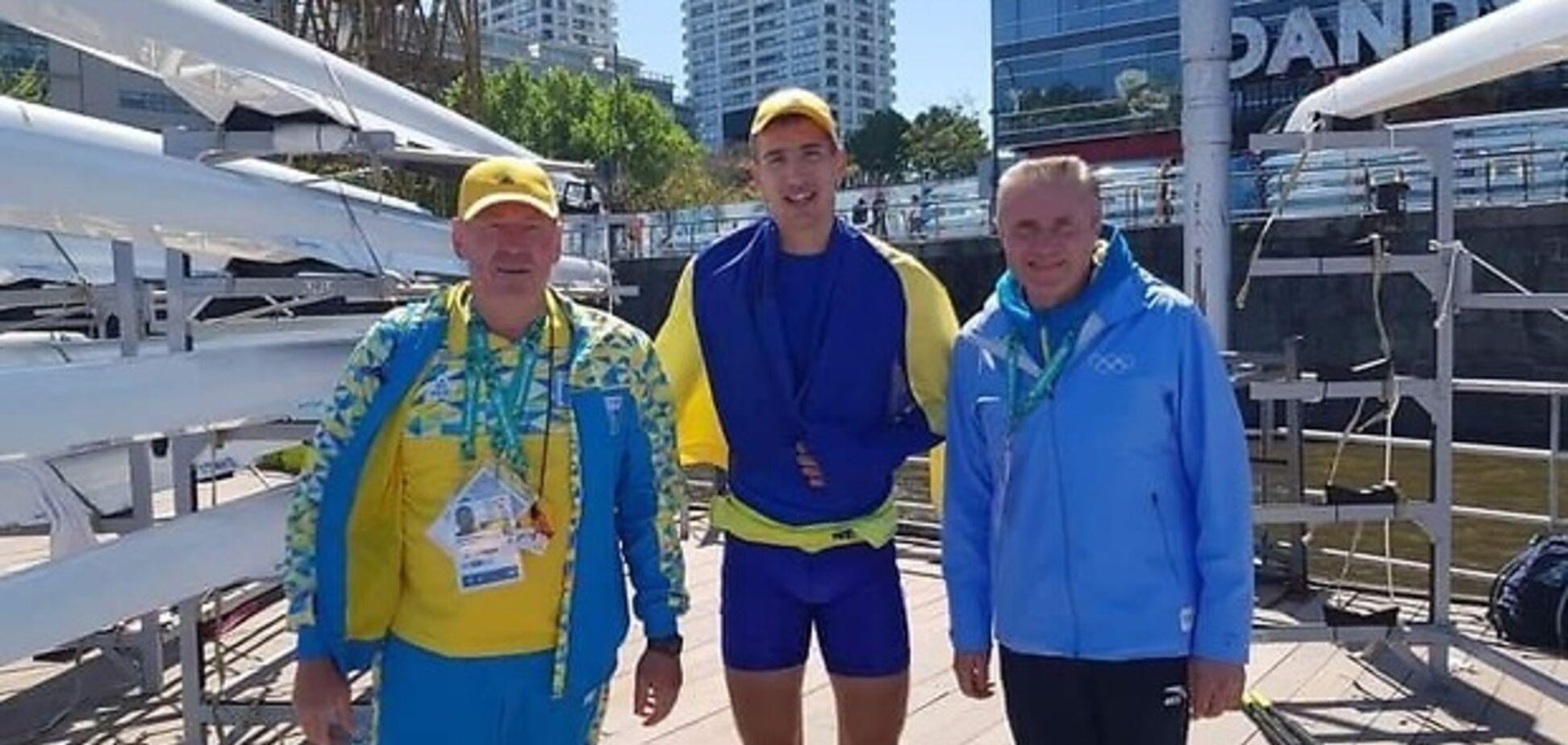 Україна здобула друге 'золото' Юнацької Олімпіади