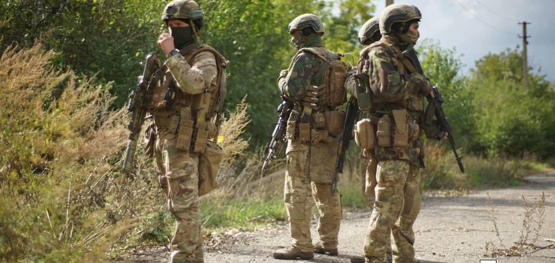 Прорвалися вглиб: бійці ОС повернули новий населений пункт на Донбасі