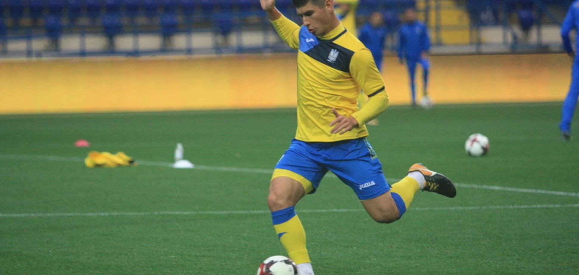Футболіст збірної України забив розкішний гол Італії - відеофакт