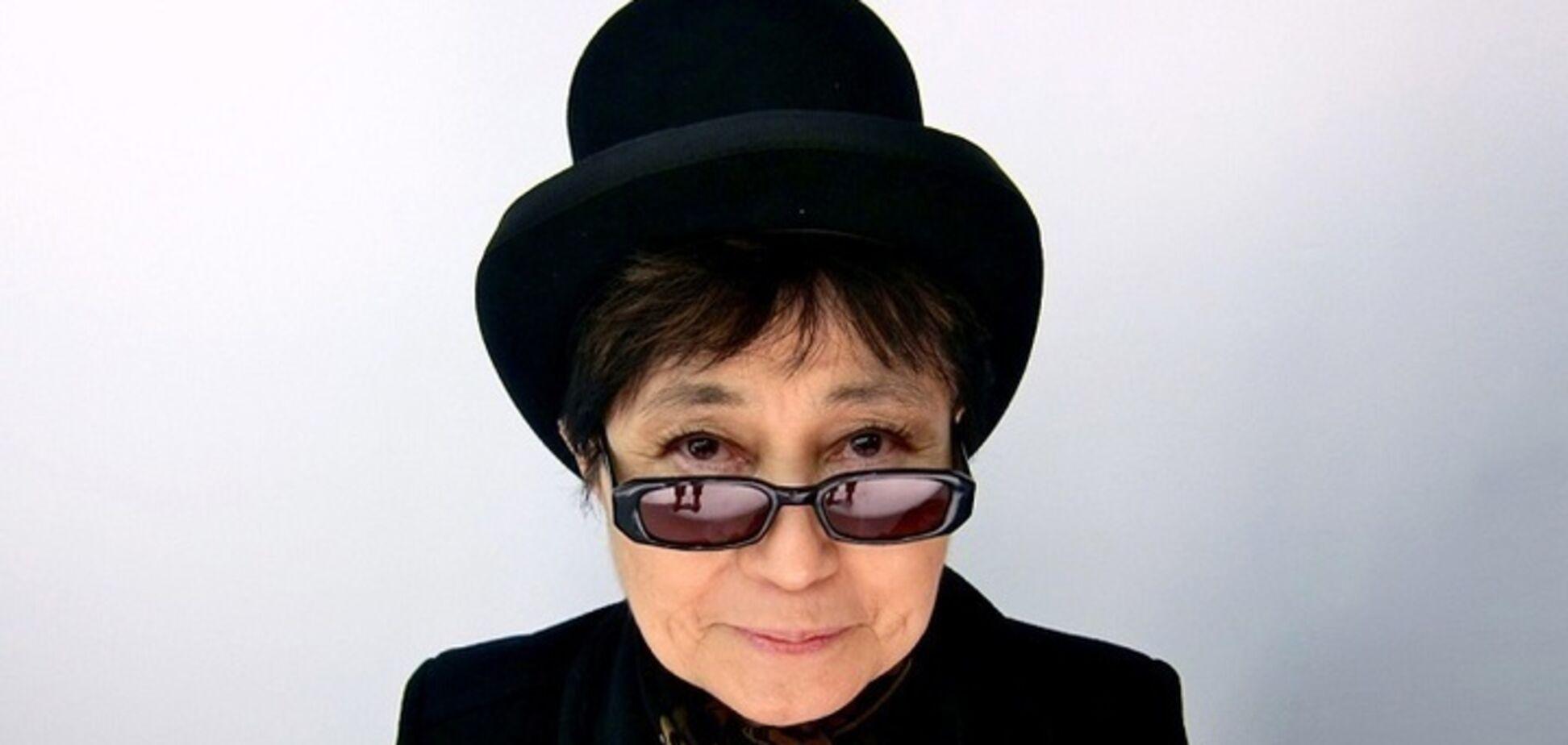 Вдова Джона Леннона записала кавер на его легендарный хит: видео