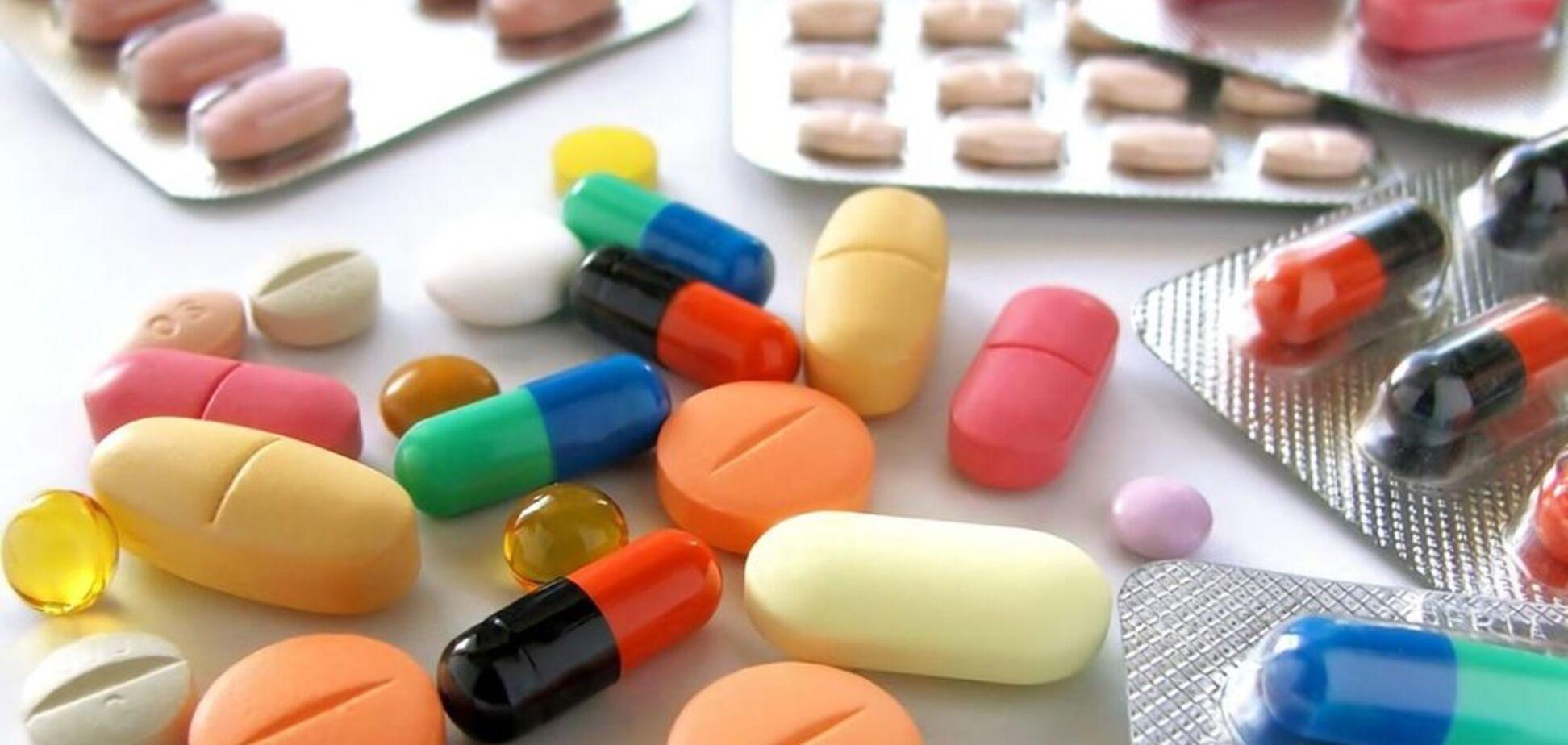 Можна осліпнути: названі небезпечні антибіотики