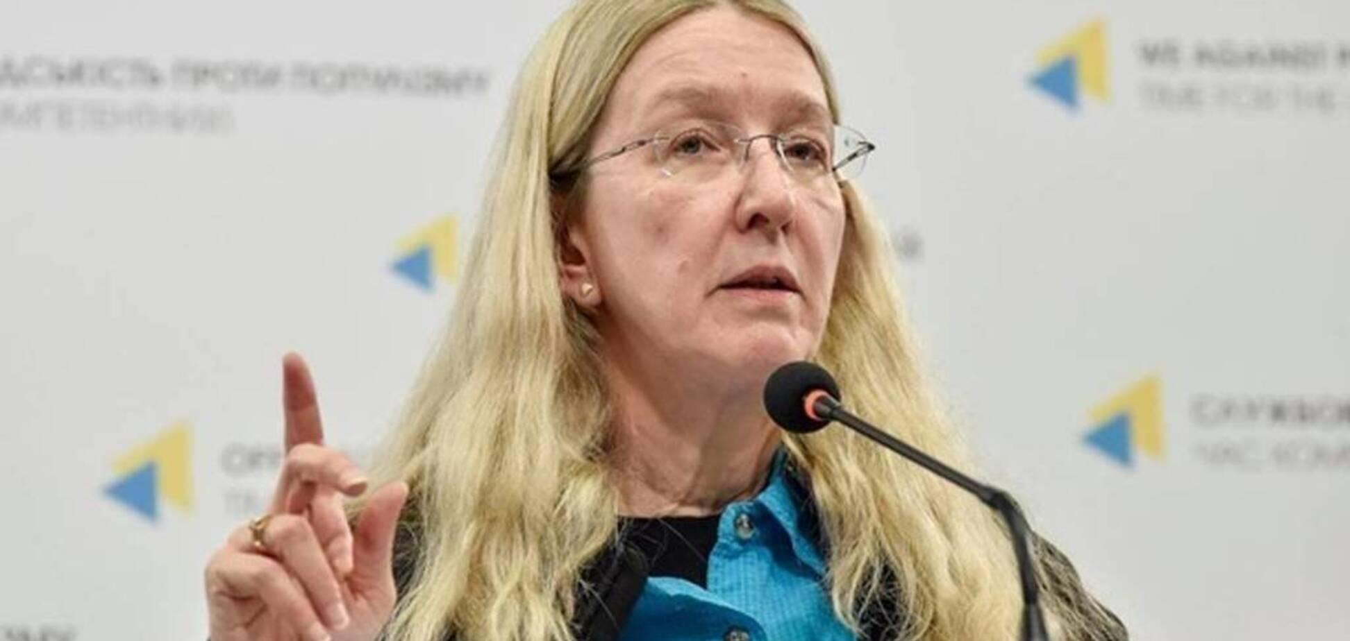 Витратив мільйони: Супрун розкрила махінації одеського єкс-ректора