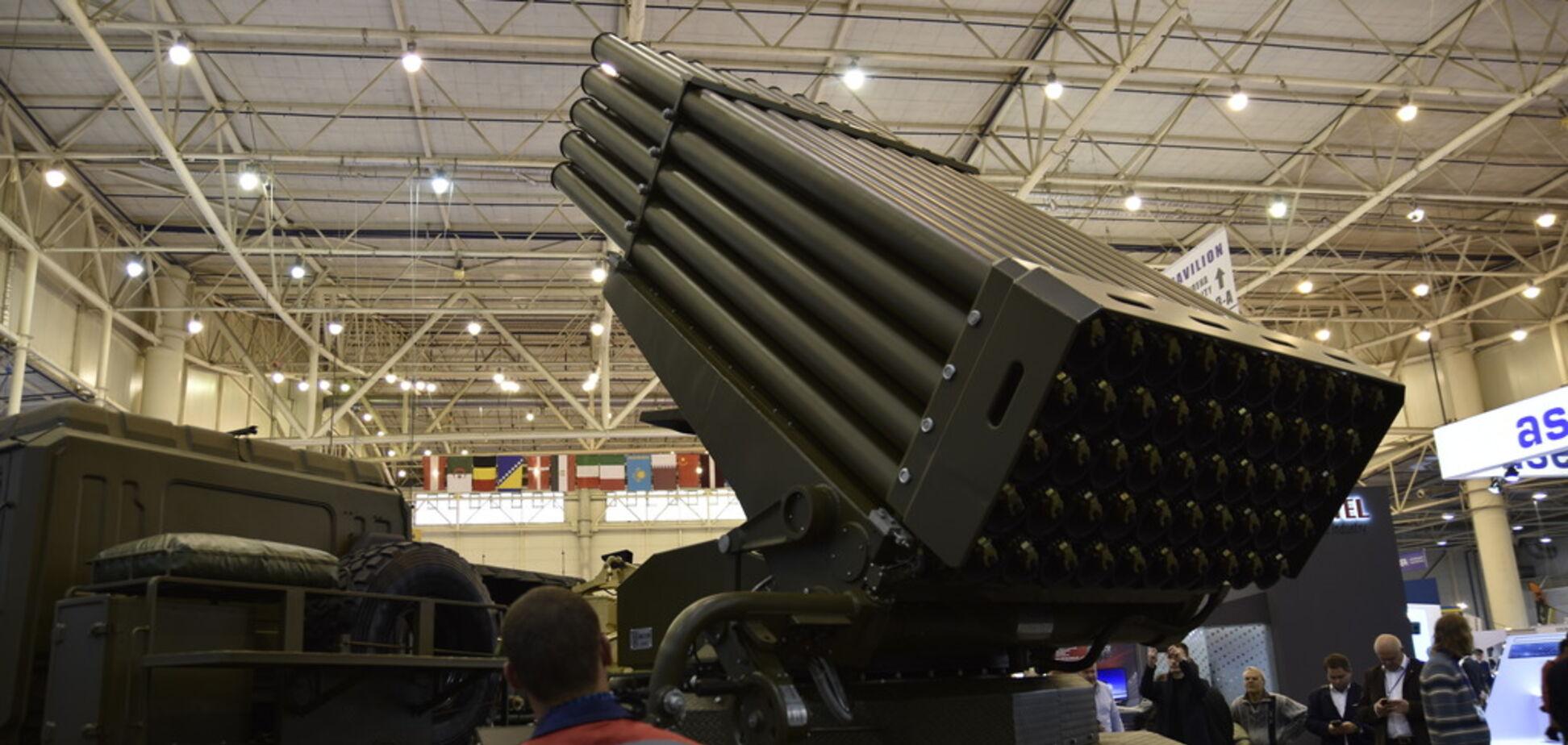 Преемник ''Града'': в Украине показали новое смертоносное оружие. Характеристики