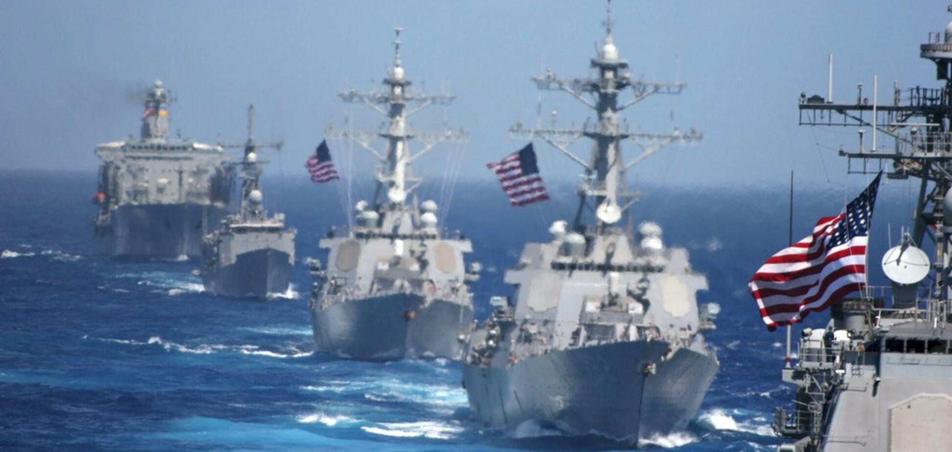 Світовий океан стає полем нового протистояння наддержав